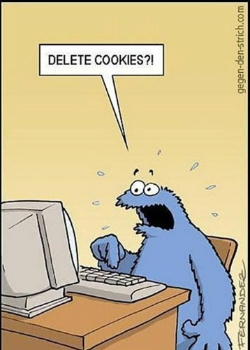 Cookie Monster...