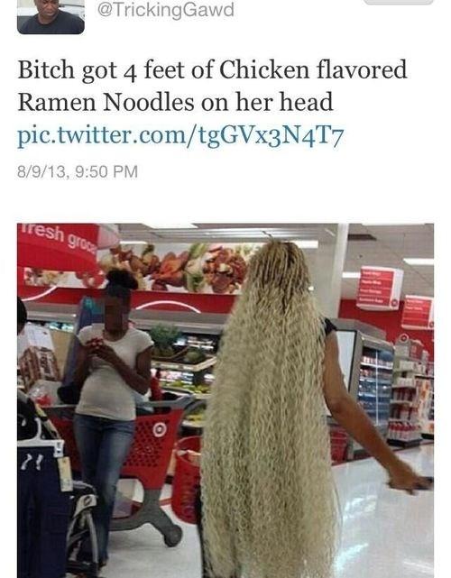 ramen,food,weave,poorly dressed