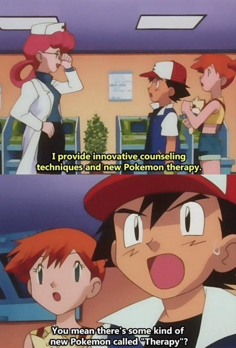Ash is Not Very Bright