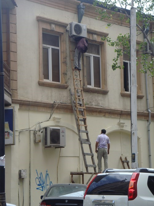 Two Ladders Are Better Than One