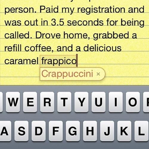 autocorrect,coffee,funny,g rated,AutocoWrecks