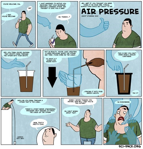 Air Pressure Is Creepy