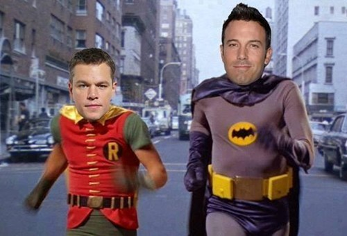 Trending Hashtag of the Day: #Batfleck Takes Off on Twitter After Ben Affleck is Cast as the New Batman