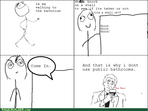 Public Bathrooms