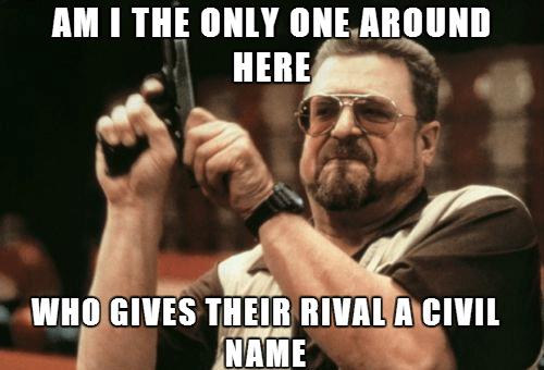 Am I?