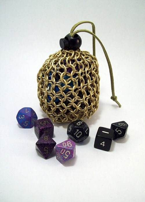 Protect Your Dice as You Would Protect Your Character