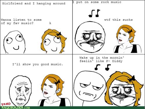 Clearly Ke$ha > Foo Fighters