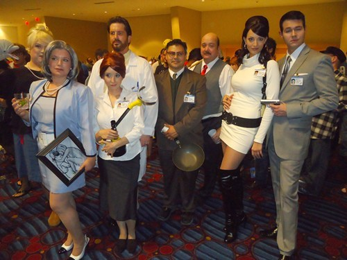 Is This the Best Archer Cosplay Ever?
