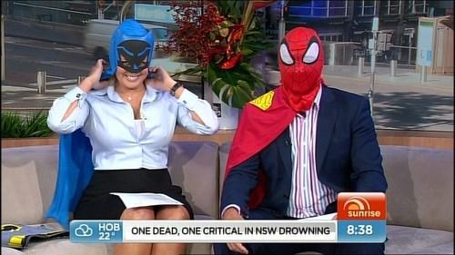 Australian News Anchors, Everyone