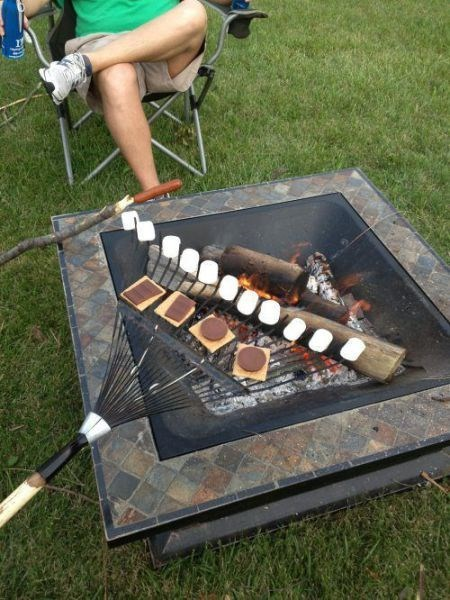 Your Next Campfire Just Got Way Better