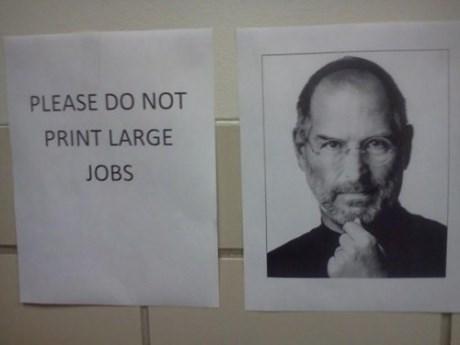 jobs,pun,print
