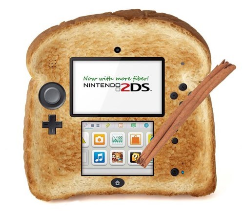 Can We Get This 2DS Skin?