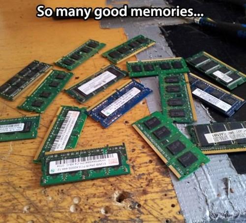 Random Access Memories