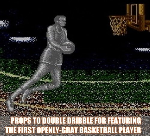 Double Dribble,video games