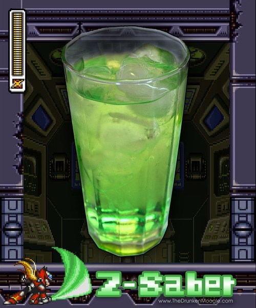 A Drink That Could Cut You