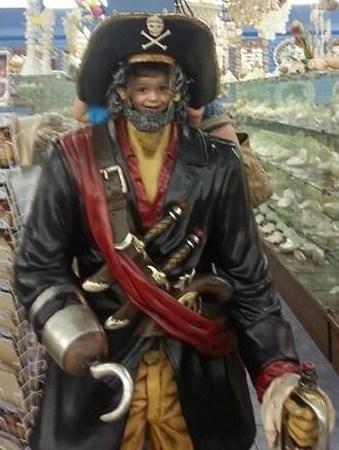Arr, I'm a Pirate!