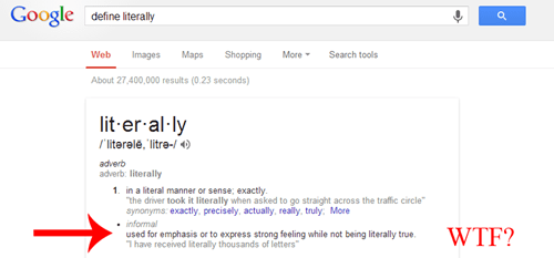 definition,funny,there I fixed it,literally