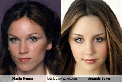 Marilu Henner Totally Looks Like Amanda Bynes