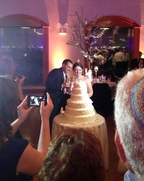 Well Placed Cake Dress