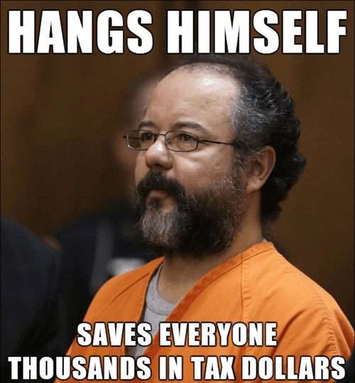 The Internet Reacts to Ariel Castro's Suicide