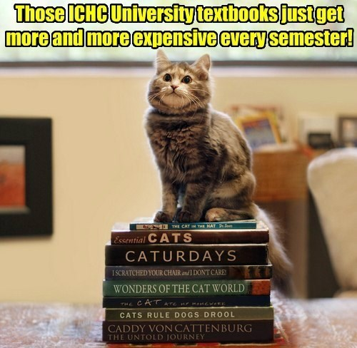 textbooks,expensive,Cats,college