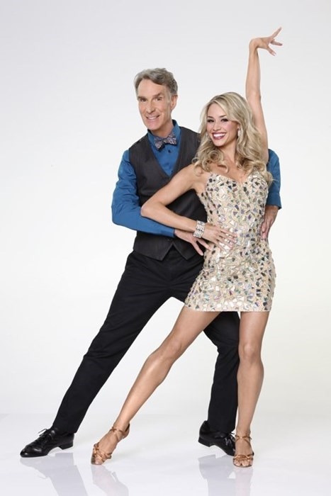 Bill Nye Is on Dancing With the Stars!