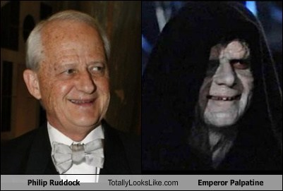 Philip Ruddock Totally Looks Like Emperor Palpatine