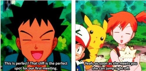 Brock Better Have a Burn Heal