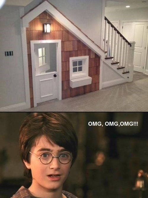 Harry Potter,moving on up