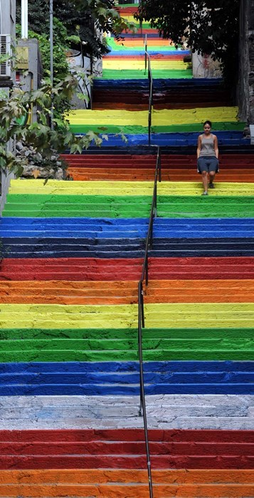 Rainbow Steps WIN