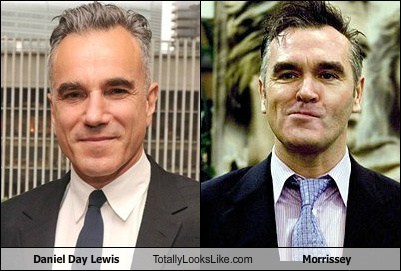 Daniel Day Lewis Totally Looks Like Morrissey
