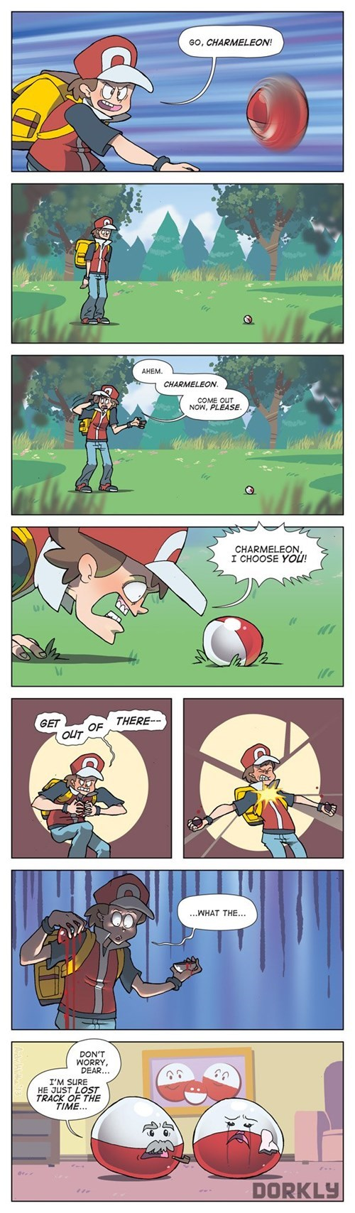 The Most Stubborn Pokemon