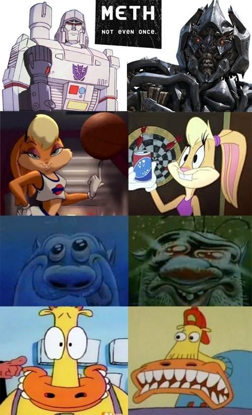 Dare to Keep Kids on Cartoons