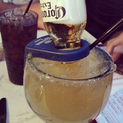 Need a Beer With Your Margarita?