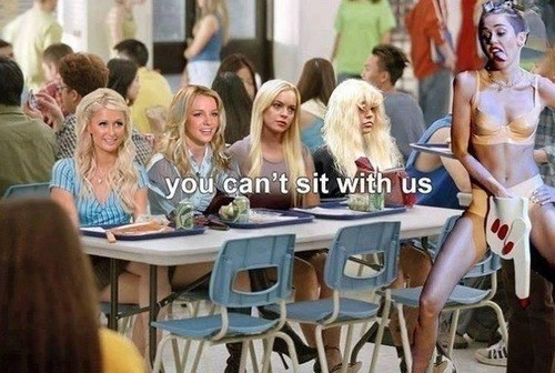 brittney spears,Amanda Bynes,paris hilton,twerking,lindsay lohan,mean girls,miley cyrus