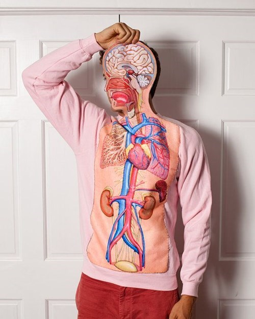 The Anatomically Correct and Creepy Sweater