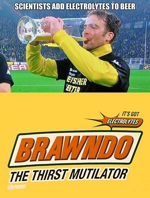Mothafuckin Brawndo.
