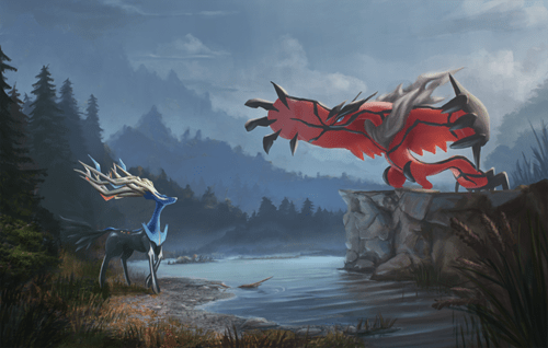 art,yveltal,xerneas