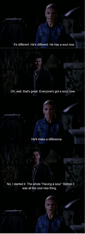 hipster,souls,Buffy the Vampire Slayer