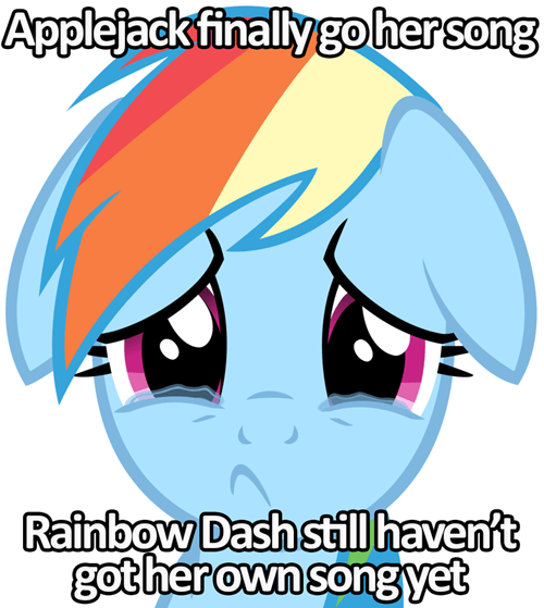 Missing one from Mane 6?