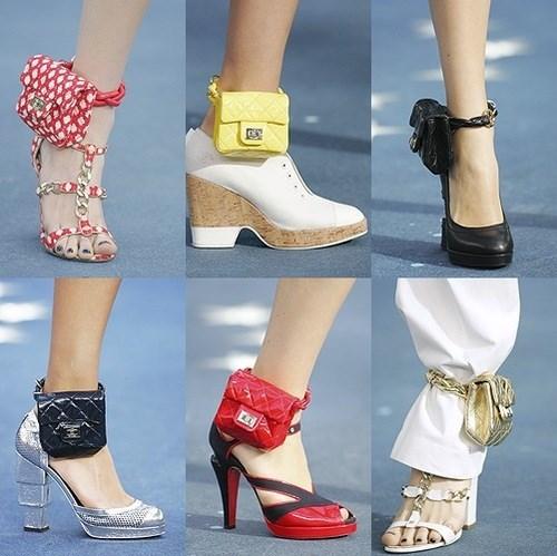 Monitoring Fashionable Feet Just Got Easier