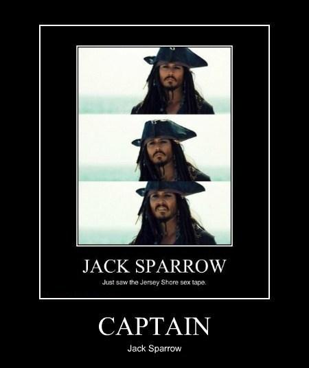 jack sparrow,captain,funny
