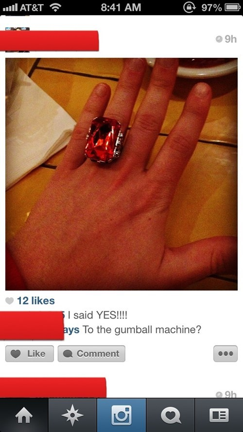 wedding rings,rings,gumball machines,cracker jacks