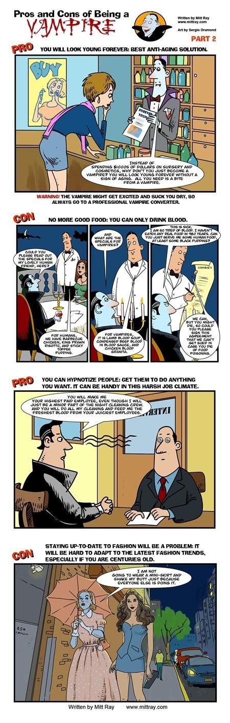 vampires,funny,web comics