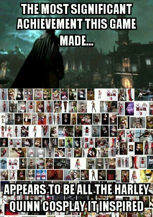 cosplay,Arkham Asylum,Harley Quinn