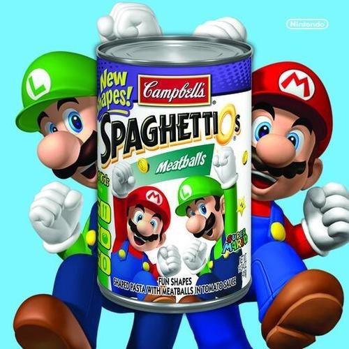spaghettios,Video Game Coverage