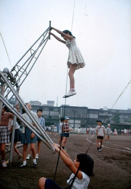 The Vertical See-Saw is Like Your Typical Playground Equipment, but WAY Cooler