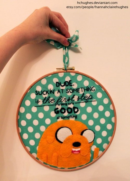 Inspiration Courtesy of Adventure Time