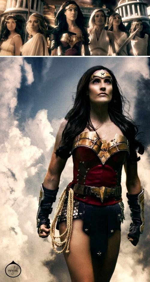 wonder woman,fan film,release date