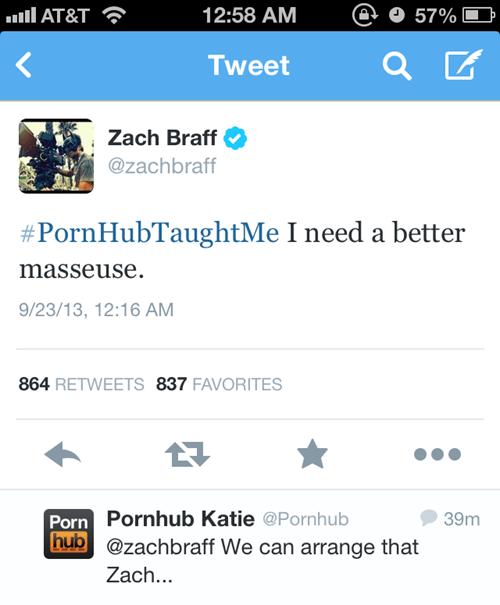 massages,Zach Braff,pr0n